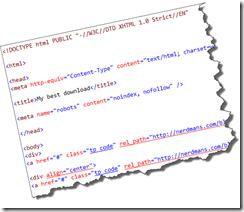 html-robots-tag